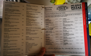 Mexiqui Menu 1