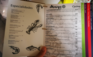 Mexiqui Menu 3