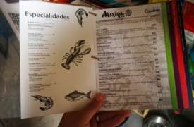 Mexiqui Menu 4